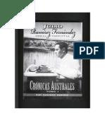 Crónicas Australes, Julio Ramírez Fernández, Obras Completas, Tomo I.