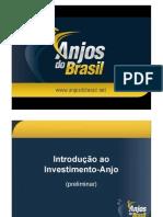 Introdução ao Investimento-Anjo - Anjos do Brasil