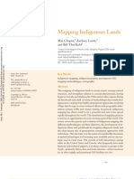 Mapping Indigenous Lands Mac Chapin 2005