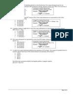 PEBC-Calculation Questions