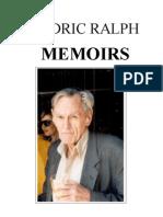 Cedric Ralph Memoirs