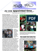 July/Aug 2011 Newsletter