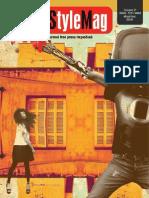 UrbanStyleMag vol. 2 // free press περιοδικό