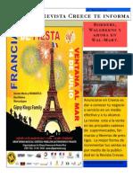 Newsletter JULIO 2011
