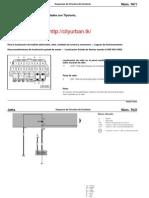 4_diagrama electrico_Transmision automática_6 velocidades