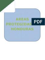 Areas Protegidas y Turisticas de Honduras