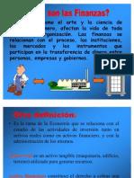 Presentacion Finanzas9 Jul 11