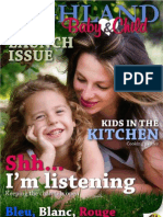 Highland Baby and Child Magazine Winter 2011