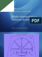 Alejo Garcia Basalo - Diseno Arquitectonico y Ambiente Institucional