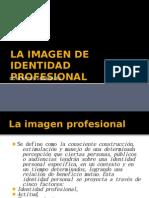 La Imagen de Identidad Profesional