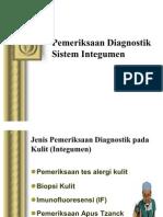 Pemeriksaan Diagnostik Kulit