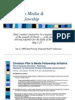 Film & Media - IV Staff Conference 08