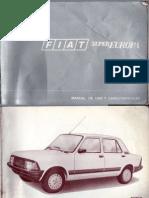 Manual Fiat S-europa