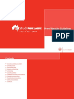 Study Adelaide Brand Guidelines