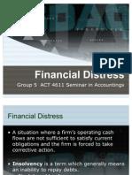 Financial Distress