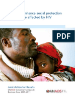 UNAIDS Social Protection HIV