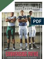 Timesland High School Football Preview 2011