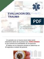 4 Evaluacion Inicial y Segundaria Del Trauma II UNIDAD