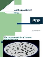 Genetic Problem 2