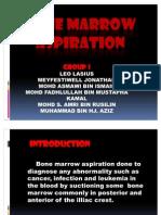 Bone Marrow Aspiration'