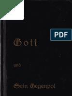 Neu-Salems-Schriften Walter Lutz - Gott und sein Gegenpol