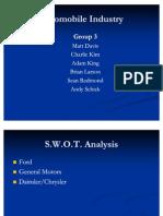 Mobil Analysis