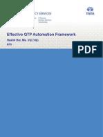 QTP Framework