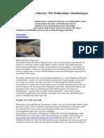 Absicherung Abmahnung Schlangengrube Internet
