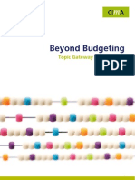 Cid Tg Beyond Budgeting Oct07