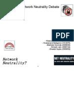 Net Neutrality Paper Group#6 v5 Nimesh