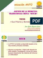 Juan Carlos Guzzardo - LOS ORÍGENES DE LA MEDICINA TRADICIONAL CHINA Y TIENS