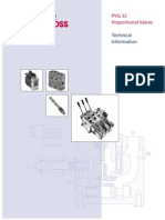 Danfoss PVG32 Catalogue
