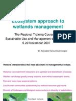 14 Ecosystem Approach Wetlands Management Presentation 2