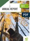 PEFC UK Annual Report 2011