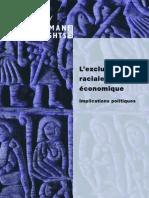 L'exclusion raciale et économique