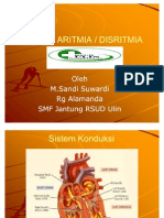 Askep Disritmia