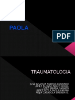 Expo Completa de Traumatologia Legal