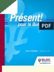 Bloq Quebecois 2008 English Platform
