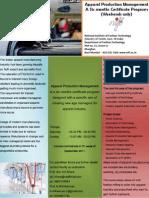 APM Brochure