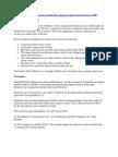 Procedures vs Functions