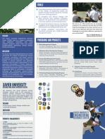 XUERC Leaflet (2011)