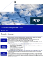 Market Research Report :Cloud Computing Market in India 2011