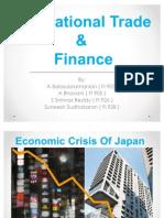 Japan Crisis