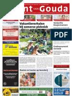 De Krant van Gouda, 25 augustus 2011