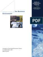 Global Risks to the Business Environment 2005