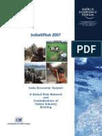 India @ Risk 2007