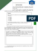 PED 2007-2008 - SECUNDARIA - LENGUA - CUADERNILLO 1