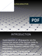 6985249 Introduction to Super Capacitors