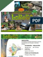 loreto inventario