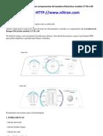 Electrolux LT 50 e 60 - Desmontagem e Testes Dos Componentes